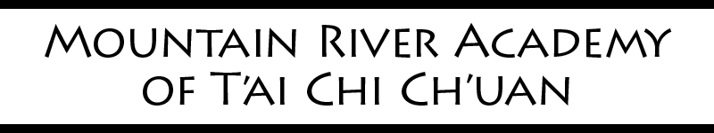 Mountain River Tai Chi Header